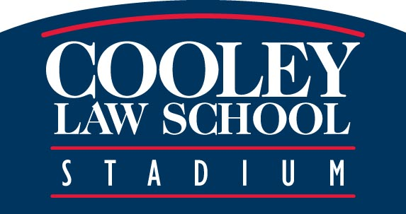Cooloey law school stadium logo
