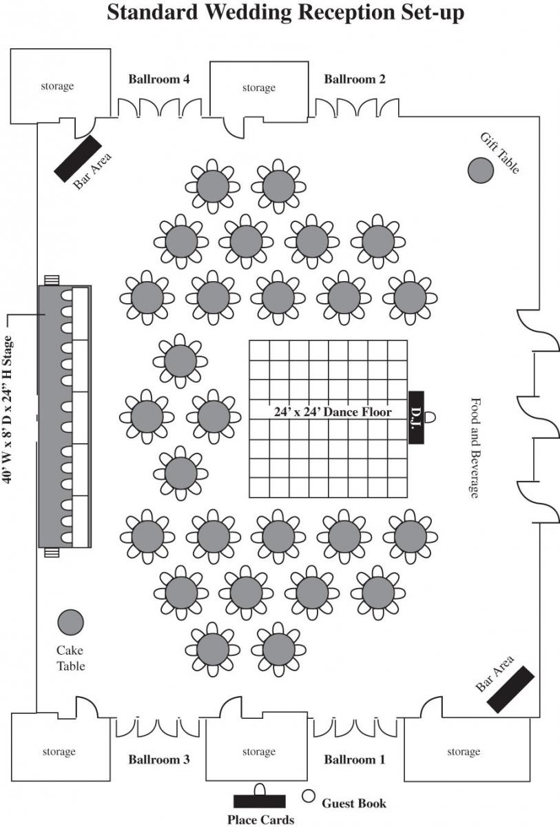 wedding floor plan gurus floor
